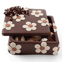 Chocolate Box | Chocolate Art Boxes | Gourmet Chocolates | DeBrand Fine Chocolates