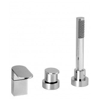 3 hole bath shower mixer - bathroom taps and mixers - life - VADO