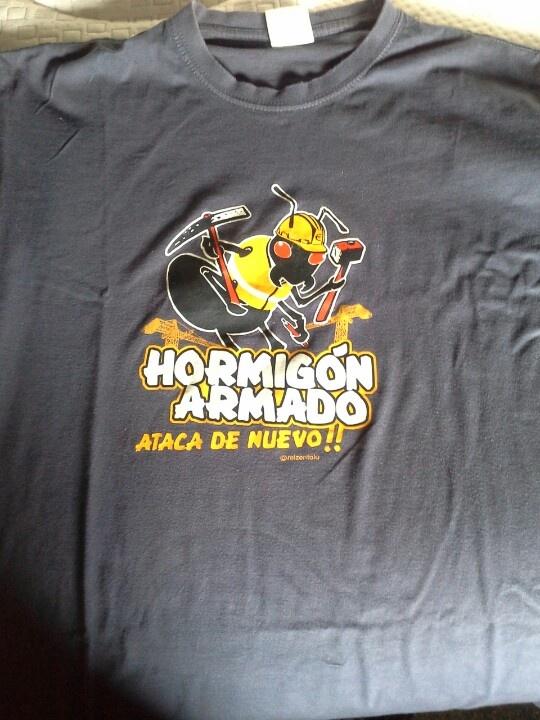 002 - Hormigón Armado   ||   Procedencia: Centro Comercial Odeón, Ferrol (A Coruña)   ||     http://m.google.es/u/m/Q41CbJ   Fecha de compra: 16 Julio 2008