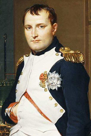 Napoleon Bonaparte: A cool dude with skills.  Also, he's similar and different in many ways to Charlemagne.