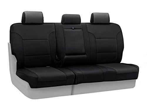 Coverking Custom Fit Rear 60 40 Bench Seat Cover For Select Honda CR V