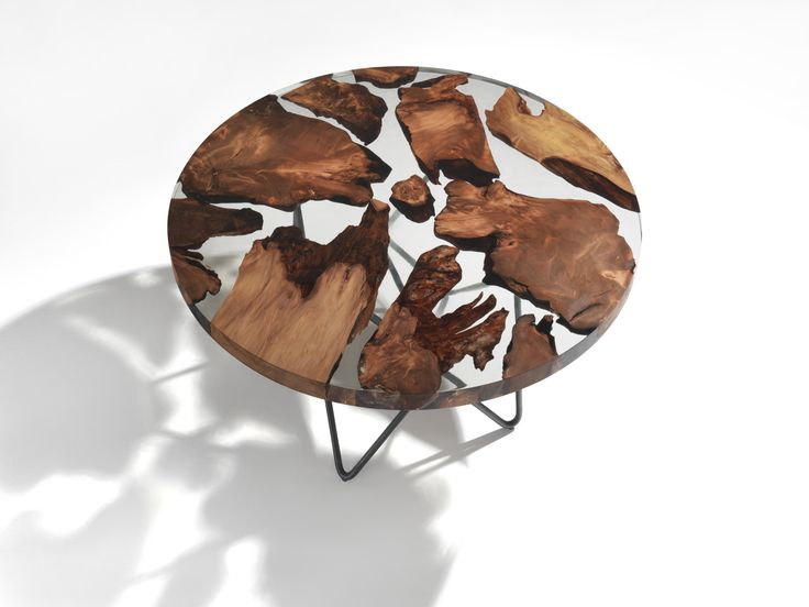 Riva 1920 Designs Symbolic Earth Shaped Table For World Trade Center