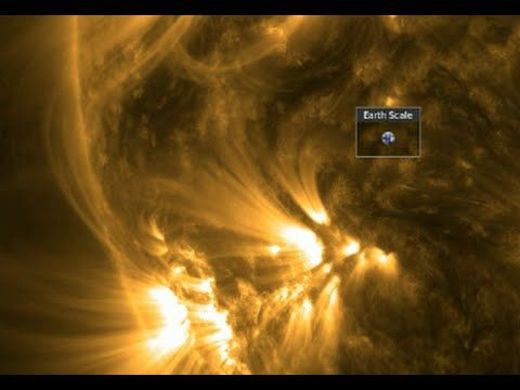Earth-Facing Solar Quiet, Significant Quake | S0 News ...