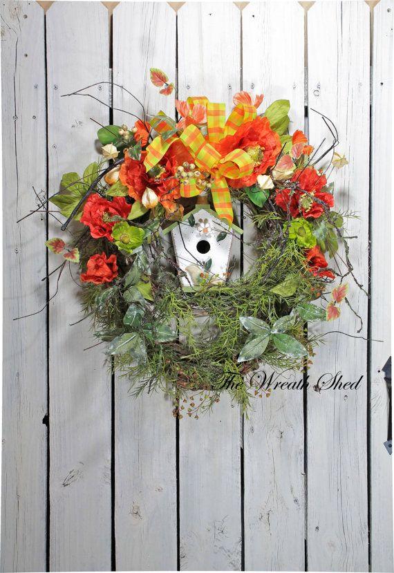 Spring Door Hangers Farmhouse
