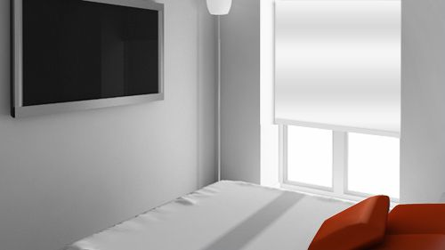 minimalist roller blinds - Google Search