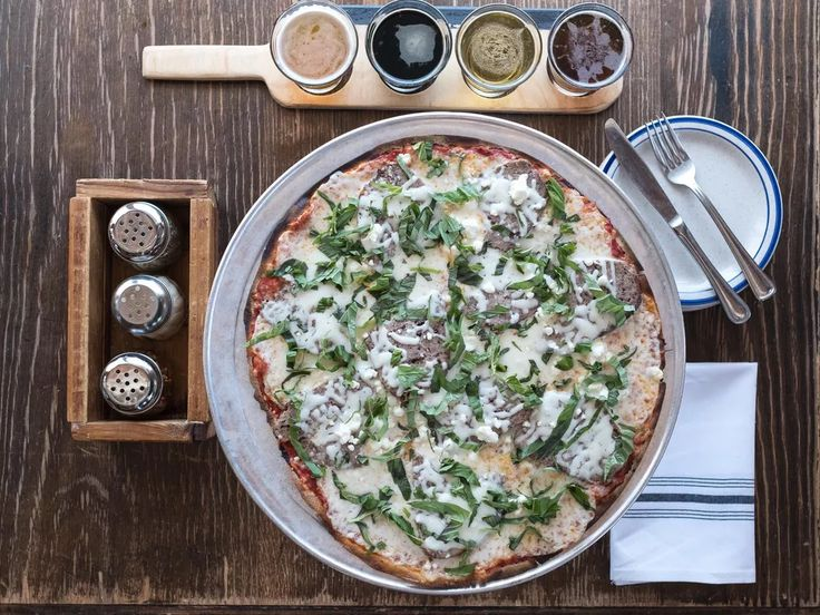 16 essential restaurants in the arts district