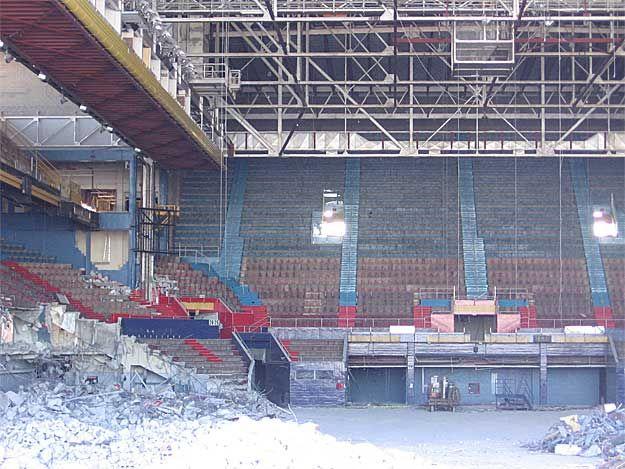 winnipeg arena R.I.P. - Hockey Forum - Hockey Fan Forums - NHL Boards