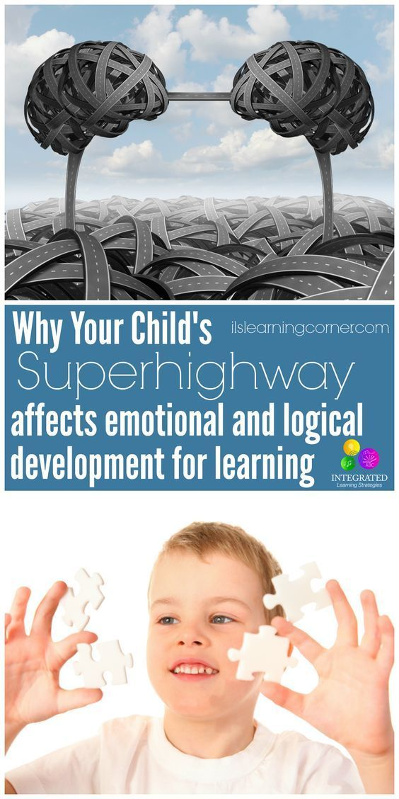 Corpus Callosum: Your Child's Superhighway for Connecting the Emotional and Logical Sides of the Brain for Better Learning | http://ilslearningcorner.com