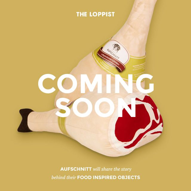 Berlin-based Lifestyle Accessories Studio Aufschnitt is coming to The Loppist