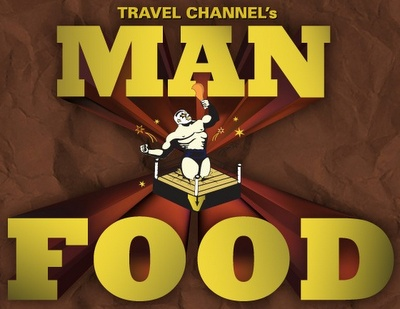 Man vs. Food on the Travel Channel.  Love this for discovering the best places to eat when we travel.