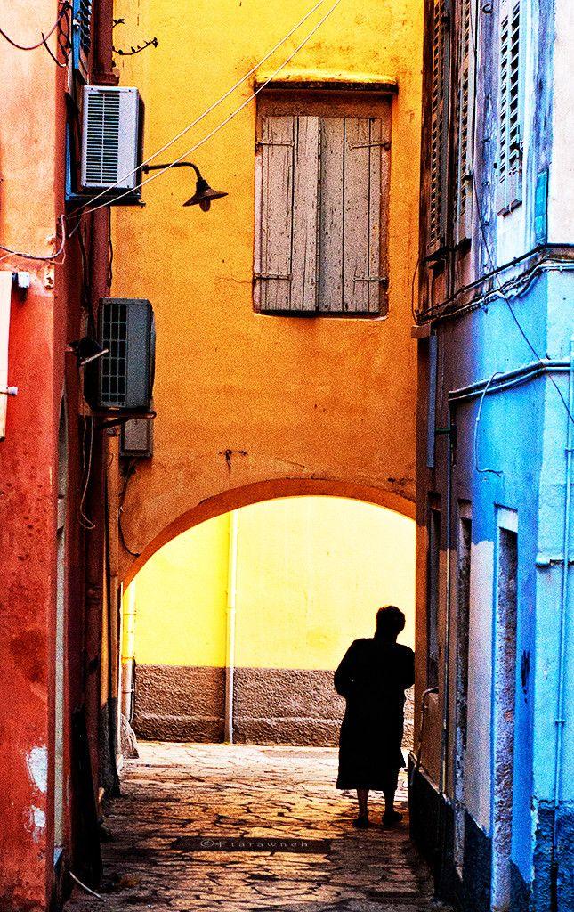 Colourful Corfu (Kerkyra), Greece