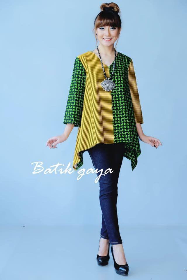 Batik motif nabrak