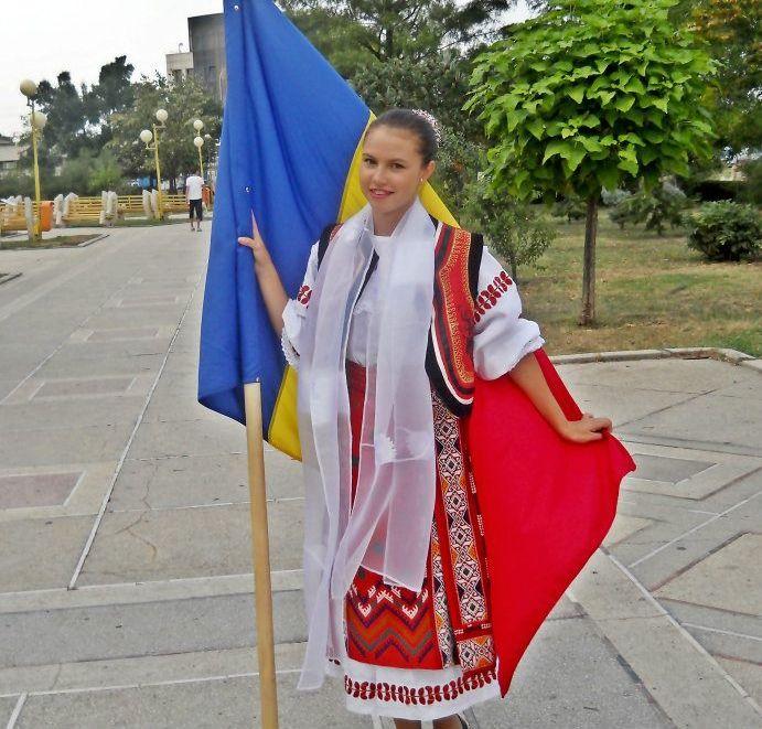 romanian girls traditional costume nationale romanesti romanians 1