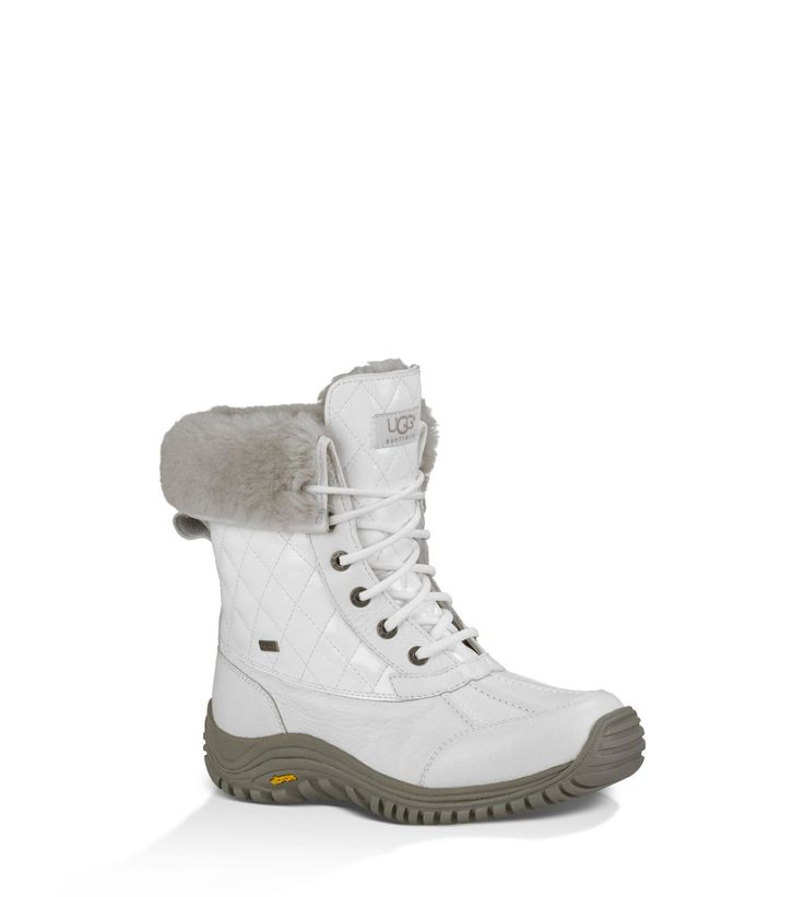 Original UGG® Adirondack II Quilted Boots for Women on the official UGG® website. Free standard delivery & returns.