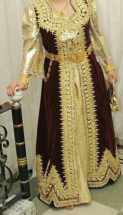 الجزائر # tenue traditionnelle # Algérie