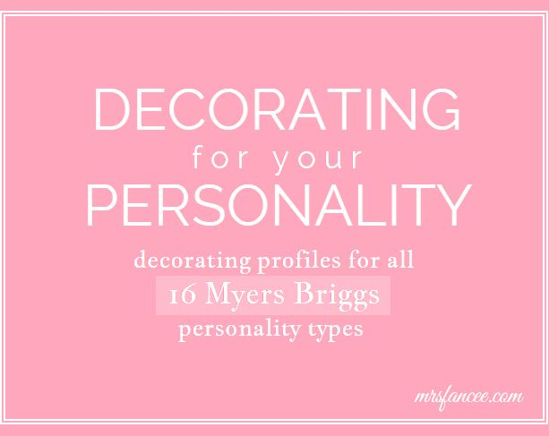 Welcome back to a 16 part series, looking at how your Myers Briggs personality profile affects your decorating choices.  Last time, we looked at ENFJ (Giver) type, and this week we're diving into INFJ (Giver). In this series, it's important to remember that everyone has different tastes when it comes to home decor, but each …