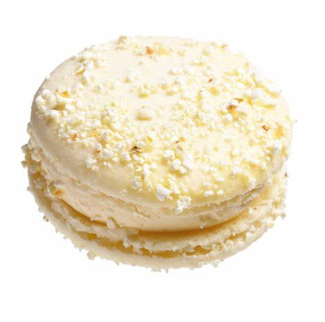 Salted Butter Popcorn Macarons - eatlove