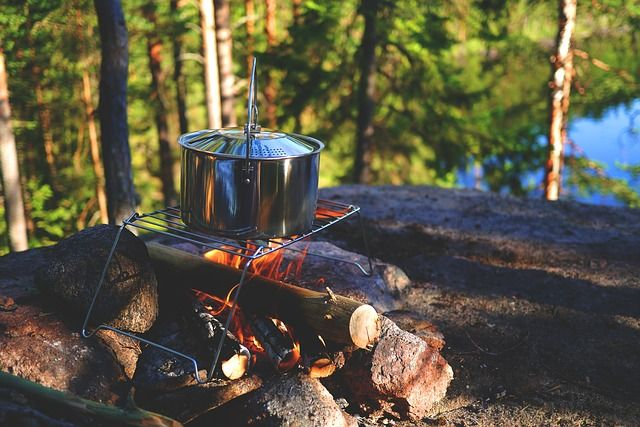 Essential Camping Cookware And Utensils For Outdoor Cooking | Equip And Camp