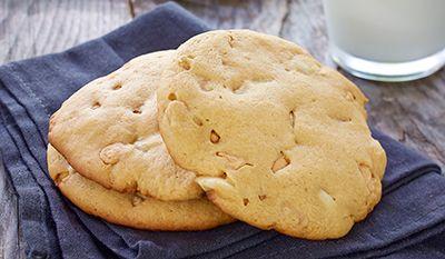 Biscuits Dulce de Leche aux noix de macadamia recette