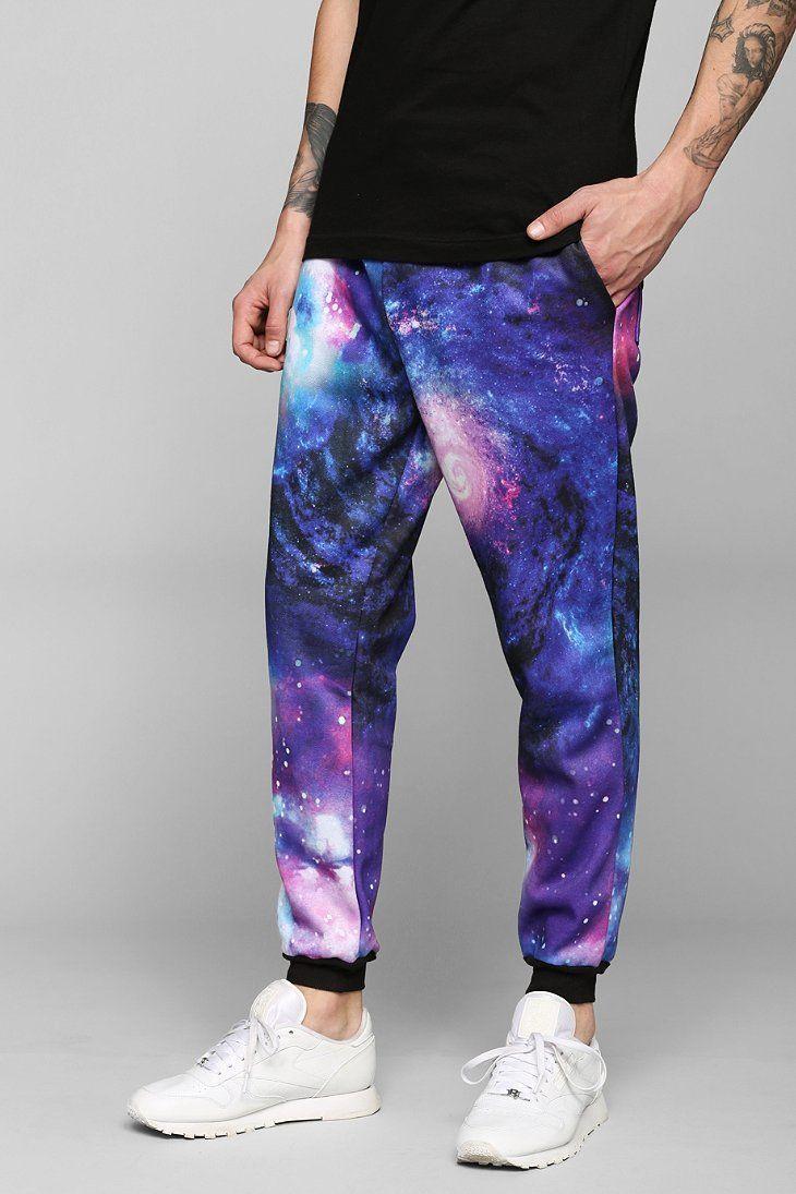 Cool galaxy joggers