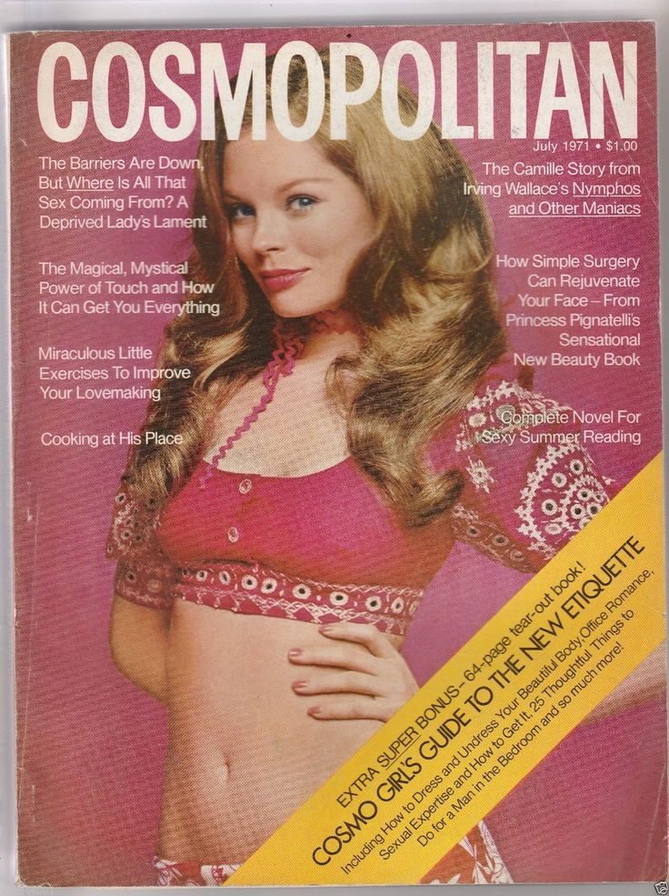 cosmopolitan magazine essay Cosmopolitan magazine's notoriety is mostly based upon displaying the most beautiful women in the world this magazine gives young women a standard of beauty to strive for, although it is realistically unattainable.