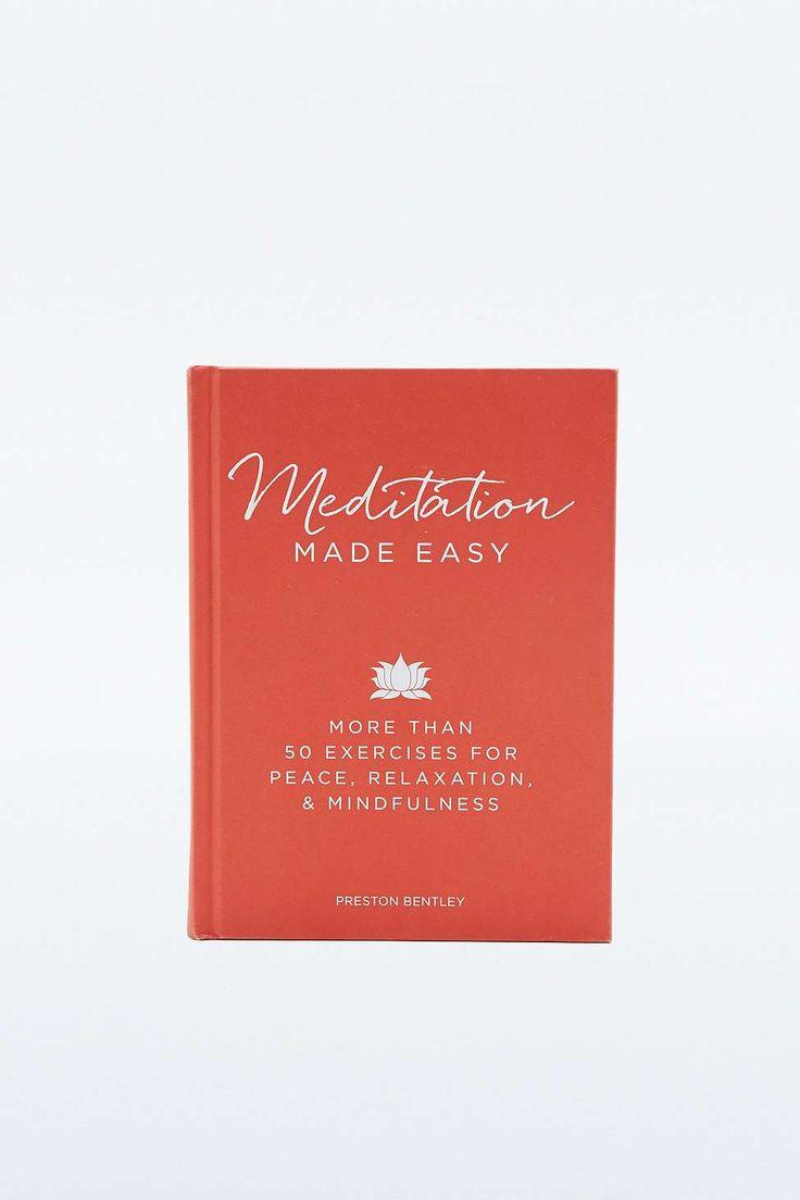 Meditation Made Easy Book