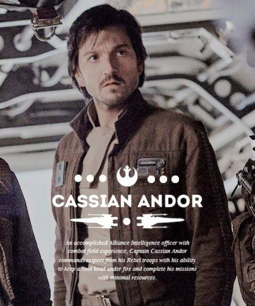 Star Wars Rogue 1 Cassian Andor