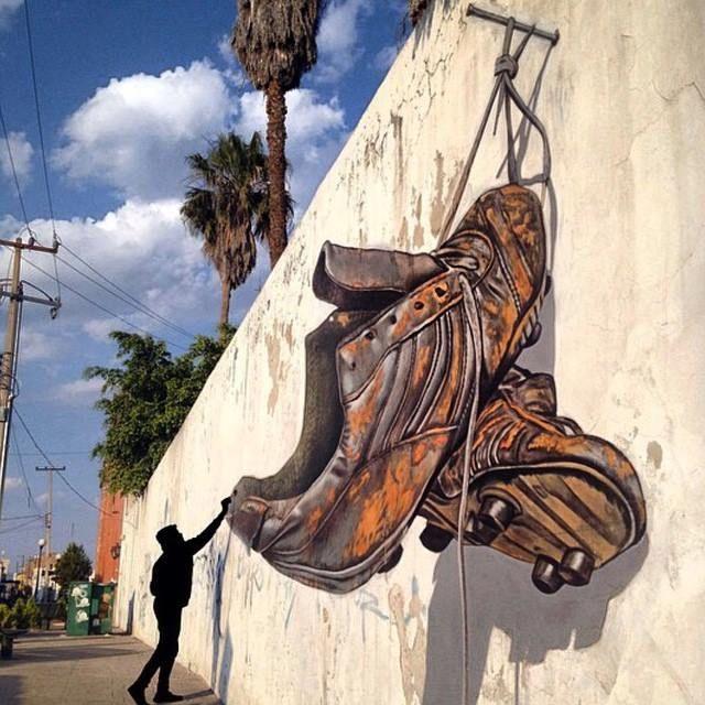 Juandrés Vera street artist