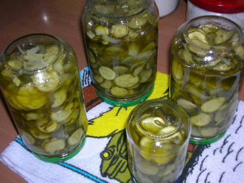 Le mie zucchine con cipolle sotto aceto by zanzan75 - Pagina 1
