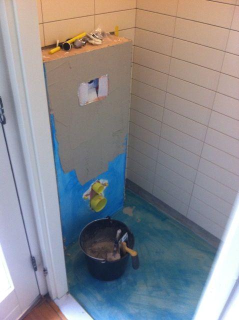 betonciré toilet