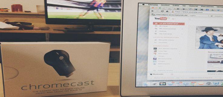 Mejoras que tiene el Chromecast de Google