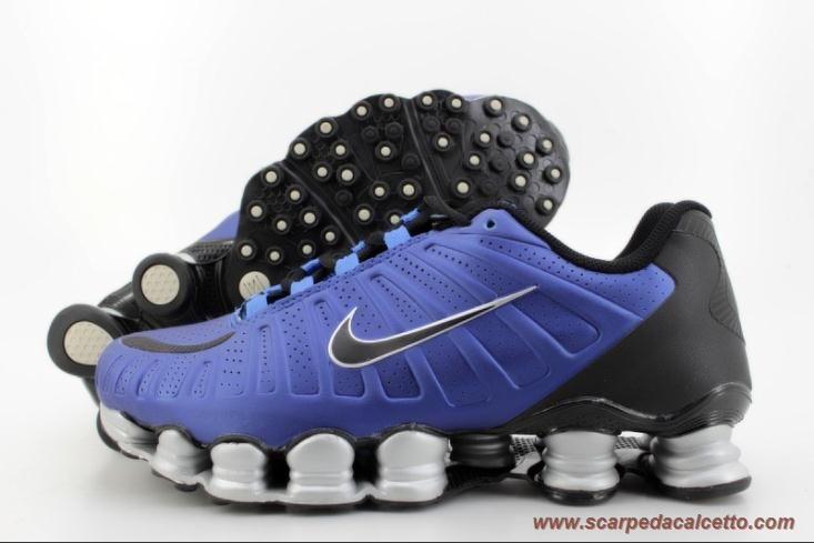 scarpe da ginnastica Nike Shox TLX TLX-006 Blu / Gray Nero