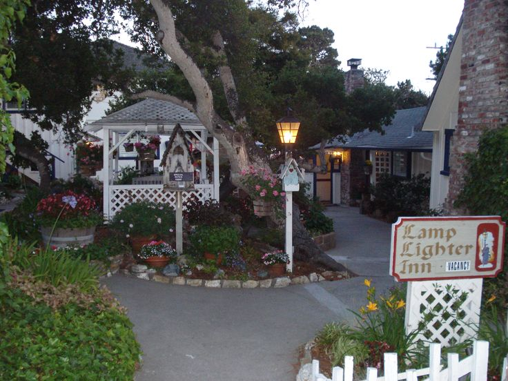 9 best locations images on pinterest 1940s 1950s and alaska for Lamplighter carmel