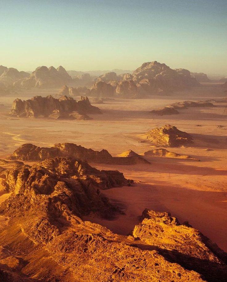 Tshar landscape inspiration | Wadi Rum, Jordan