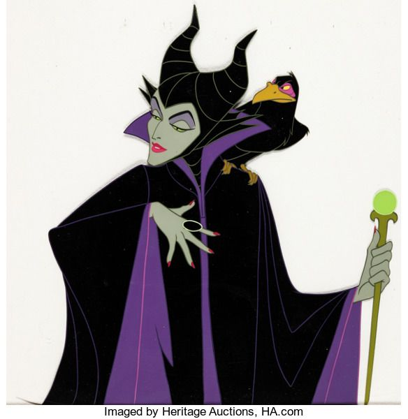 Image Result For Maleficent Cartoon Friki Dibujos