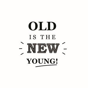 Old is the NEW young! #Hallmark #HallmarkNL #old #new #young