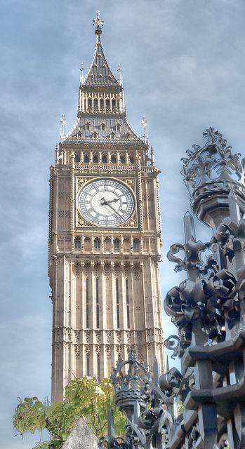 Big Ben, London - Descubre Londres: www.blogdelondres.es