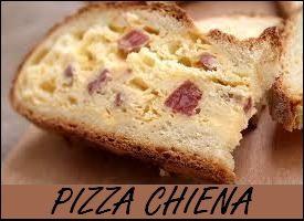 Napoli ai fornelli: PIZZA CHIENA (pizza ripiena)