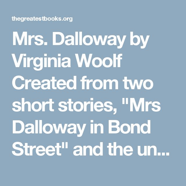 a review of virginia woolfs short story shakespeares sister This virginia woolf: a room of one's own - shakespeare's sister lesson plan is suitable students respond to 10 short answer and essay questions about virginia.