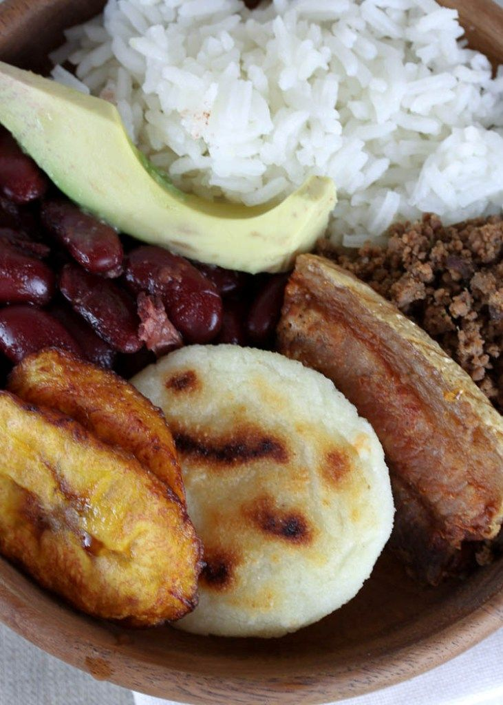 Bandeja Paisa is a traditional dish from the Paisa region of Colombia. It is supposed to be a humble dish, with a variety of inexpensive ingredients. One of my grandmother's friends from Colombia w...