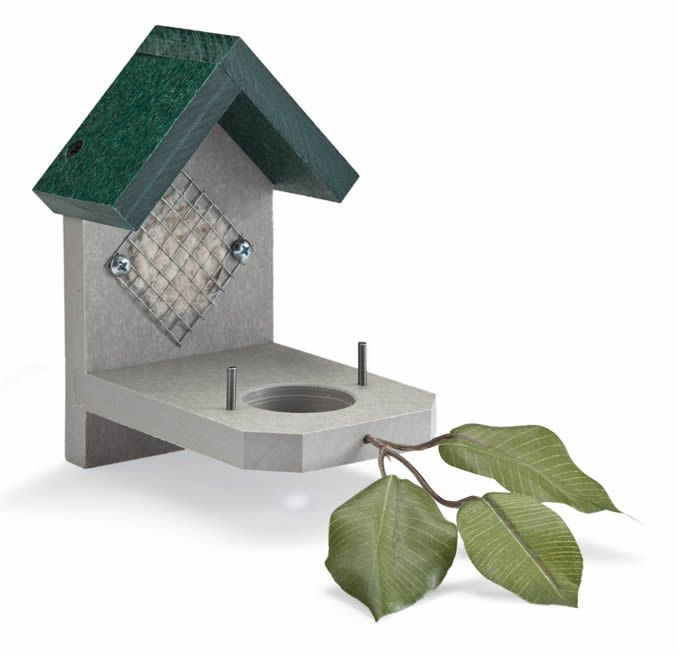 hummingbird birdhouse | Home > Hummingbirds Feeders > Hummingbird House > Duncraft Hummingbird ...