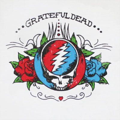 Grateful Dead Album   Coloring Pages