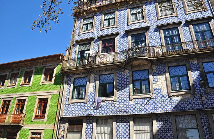 Blog podróżniczy: Spacer po Porto