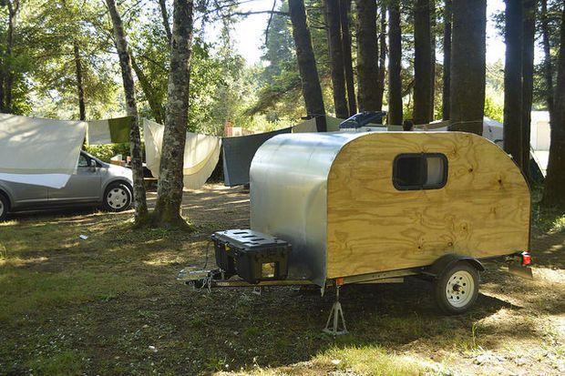 Build Your Own Teardrop Camping Trailer Diy Teardrop