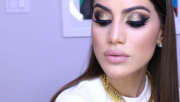 Maquiagem POWER para o Ano Novo (Reveillon) - YouTube