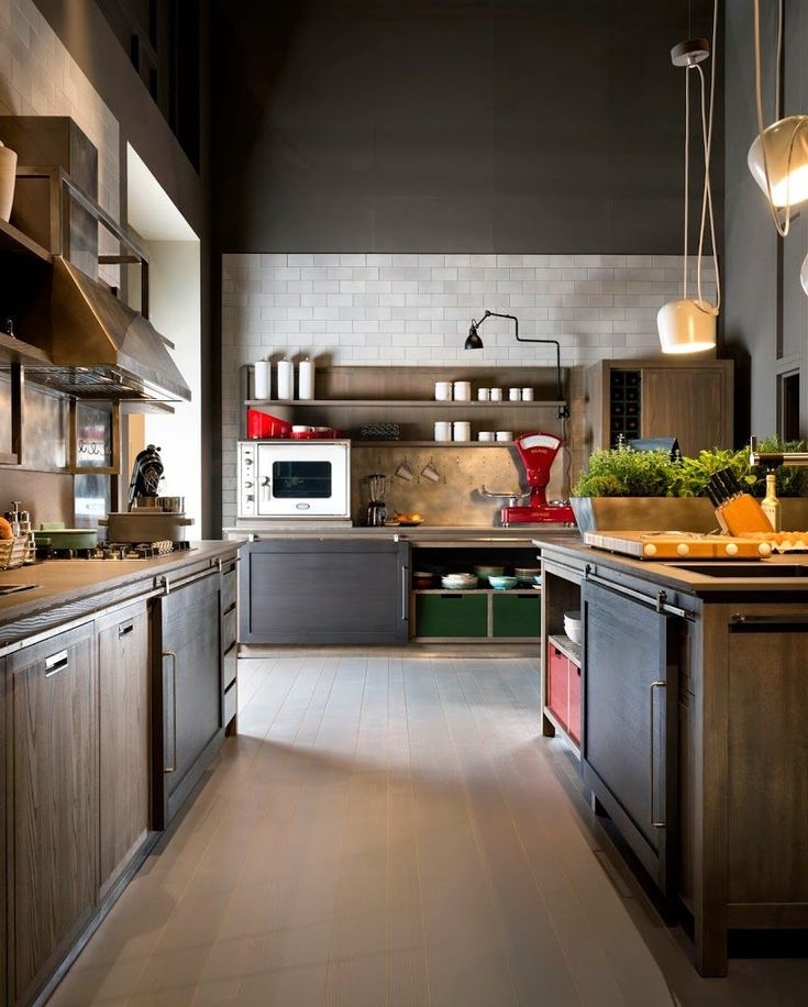 Top Oltre 25 fantastiche idee su Cucina chic industriale su Pinterest  QV35