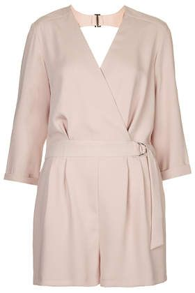 Clean D-Ring Playsuit