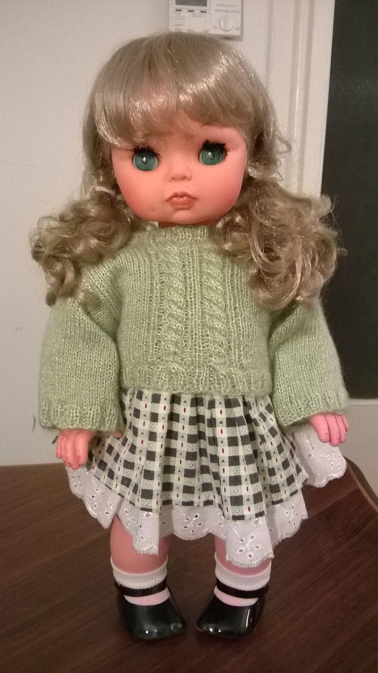 my Arianna Furga doll.