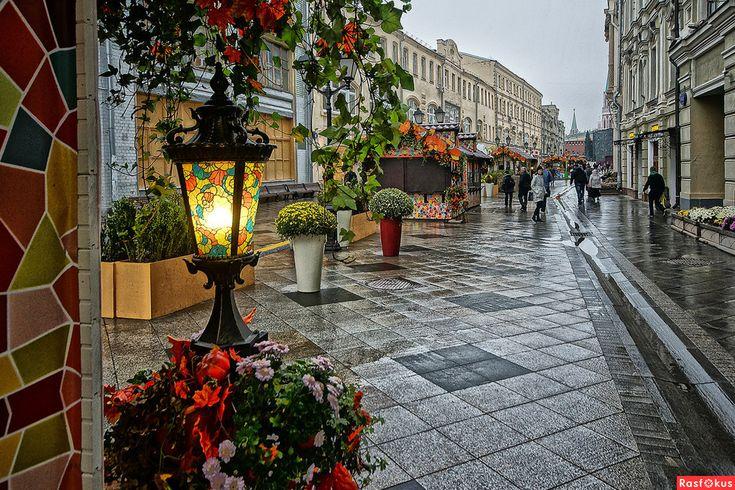 Москва на Никольской