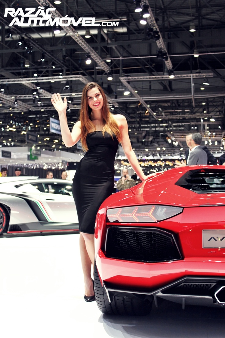 Lamborghini aventador sal o internacional do autom vel de genebra 2013 geneva motor show 2013